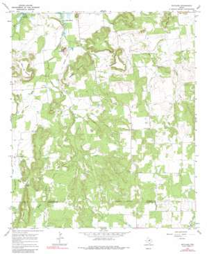 Wayland USGS topographic map 32098e7