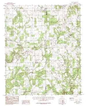 Whitt USGS topographic map 32098h1