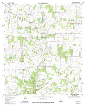 Pioneer USGS topographic map 32099a1