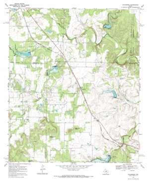 Goldsboro USGS topographic map 32099a6