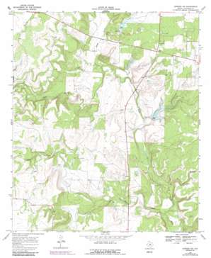 Rowden NW USGS topographic map 32099b4