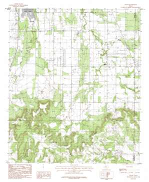 Potosi USGS topographic map 32099c6