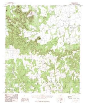 View topo map