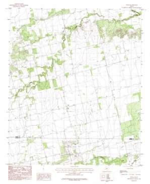 Stith topo map