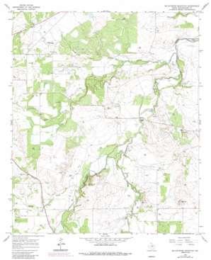 McCathrine Mountain USGS topographic map 32099f2