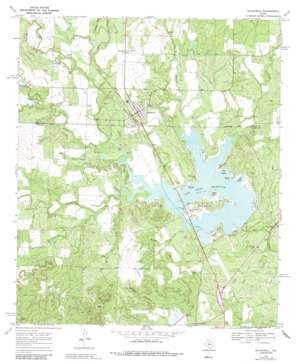 Blackwell topo map