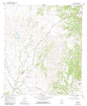 Shep topo map