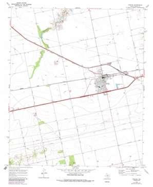 Roscoe topo map