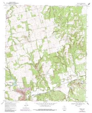 Eskota USGS topographic map 32100e3