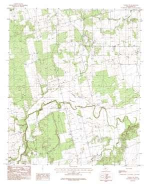 Noodle NE USGS topographic map 32100f1