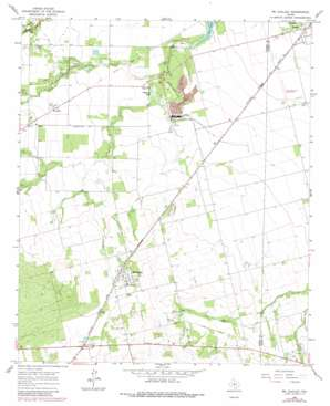 Mccaulley topo map