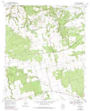 Royston topo map