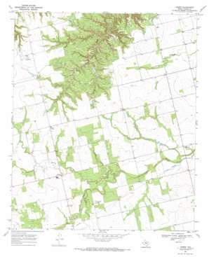 Hobbs topo map