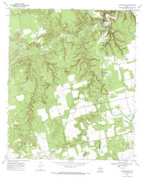 Camp Springs USGS topographic map 32100g6