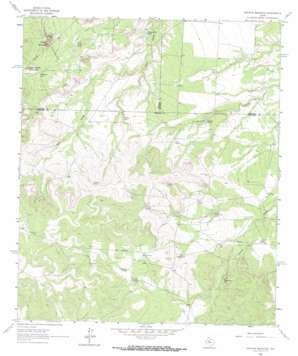 Hayrick Mountain USGS topographic map 32101a2