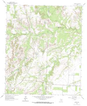 Hyman topo map