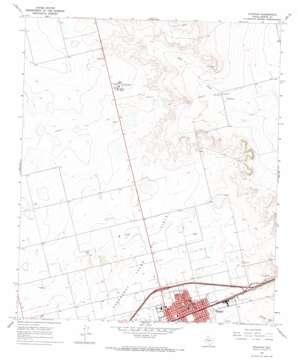 Stanton USGS topographic map 32101b7