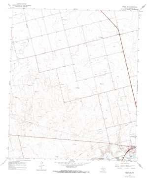 Knott Se topo map
