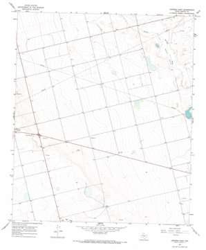 Lenorah East topo map