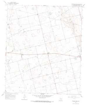 Lenorah West topo map