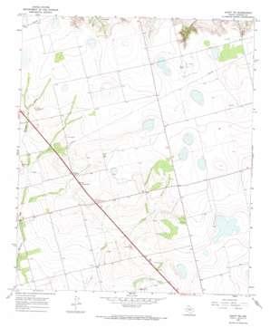 Knott Ne topo map