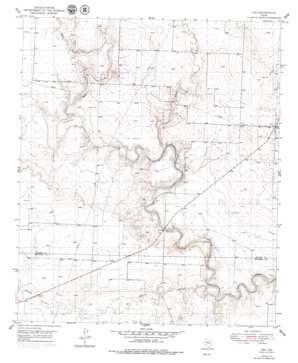 Ira topo map