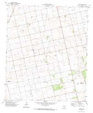 Tenmile topo map