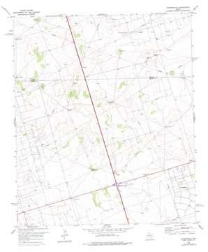 Gardendale topo map
