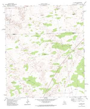 Yt Ranch topo map