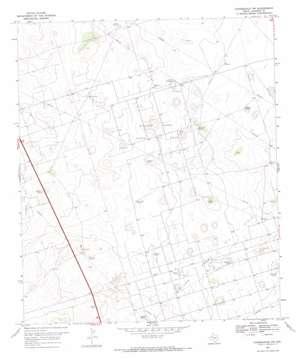 Gardendale Nw topo map
