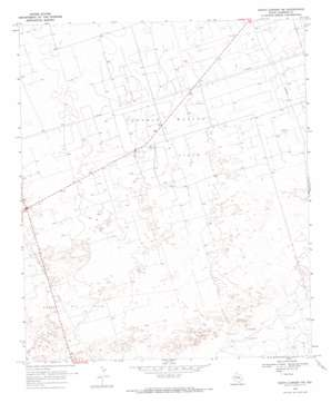 North Cowden Nw topo map