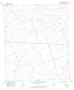 Flynt Ranch topo map