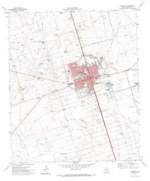 Andrews topo map