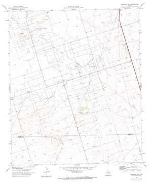 Seminole Sw topo map