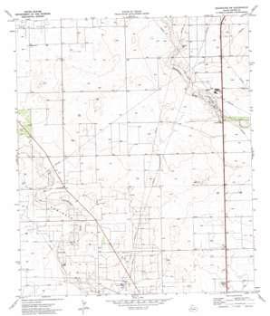 Seagraves Sw topo map