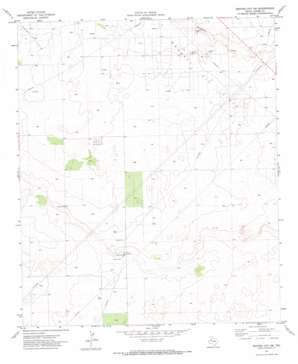 Denver City SW USGS topographic map 32102g8