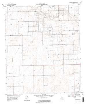 Ashmore USGS topographic map 32102h3