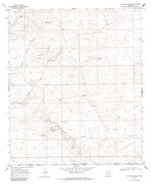 Phatom Banks topo map