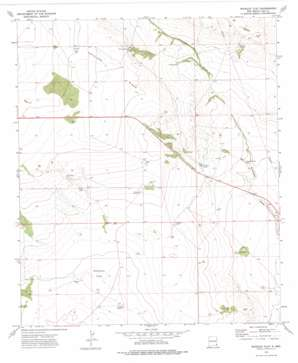 Woodley Flat USGS topographic map 32103b4