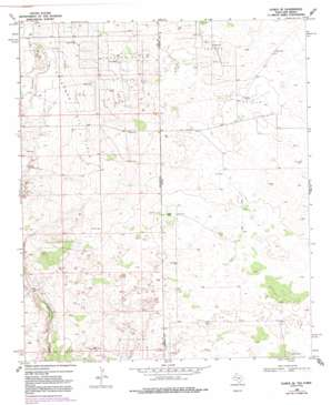 Eunice Se topo map