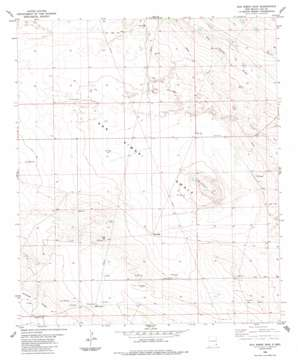 San Simon Sink USGS topographic map 32103c4