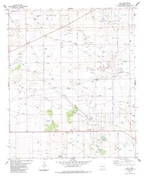 Lea USGS topographic map 32103e5