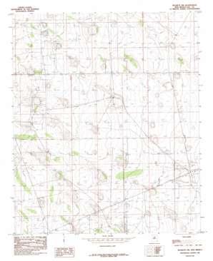 Buckeye Nw topo map