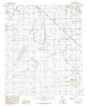 Otis topo map