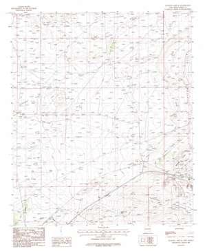 Illinois Camp Se topo map