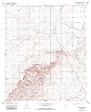 Seven Rivers USGS topographic map 32104e4