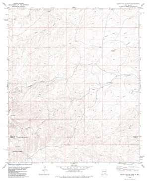 South Taylor Tank topo map