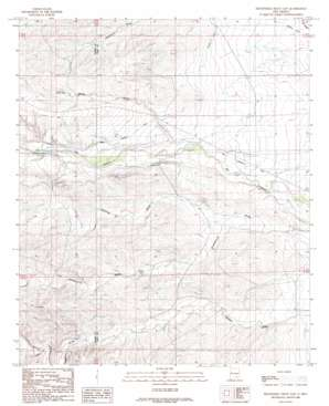 Sixteenmile Draw East USGS topographic map 32104g7