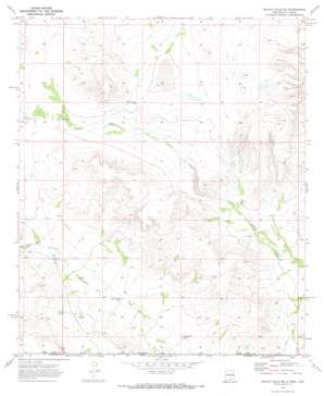Shiloh Hills Se topo map