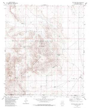Mountain Tank USGS topographic map 32105a8